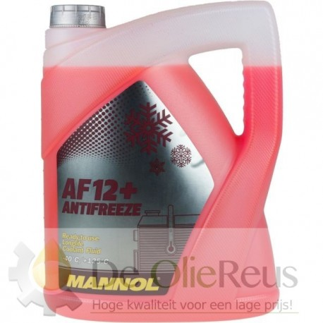 Mannol Antifreeze AF 12+ 40°C (20L) - Koelvloeistof