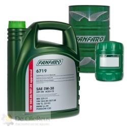 Fanfaro 6719 5W-30 (5L) Vol synthetische motorolie