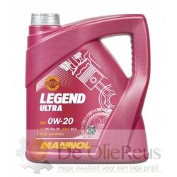Mannol Legend Ultra 0W-20