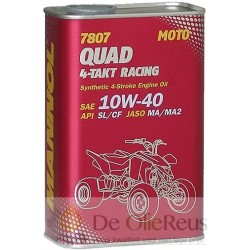 Mannol Racing Quad 10W-40
