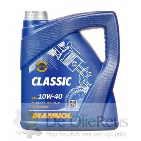 Mannol Classic 10W40 5L