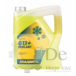 Mannol Coolant G13+ (-30°C) (5L) - Koelvloeistof