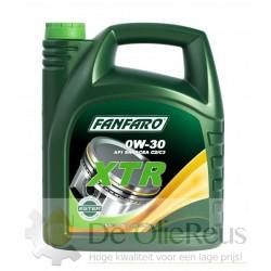 Fanfaro XTR 0W-30 motorolie