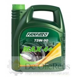 Fanfaro MAX 4+ 75W-90 (4L) Vol synthetische transmissie olie