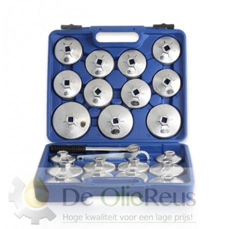 SCT Filter wrench set (23pc)
